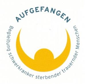 Aufgefangen-Logo