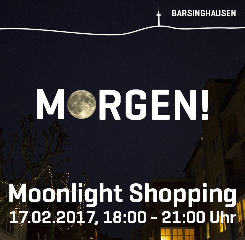 Update Nr 2 Moonlight Shopping Unser Barsinghausen E V