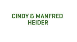 Cindy & Manfred Heider