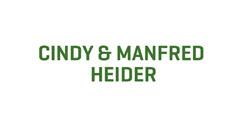 Cindy & Manfred Heider