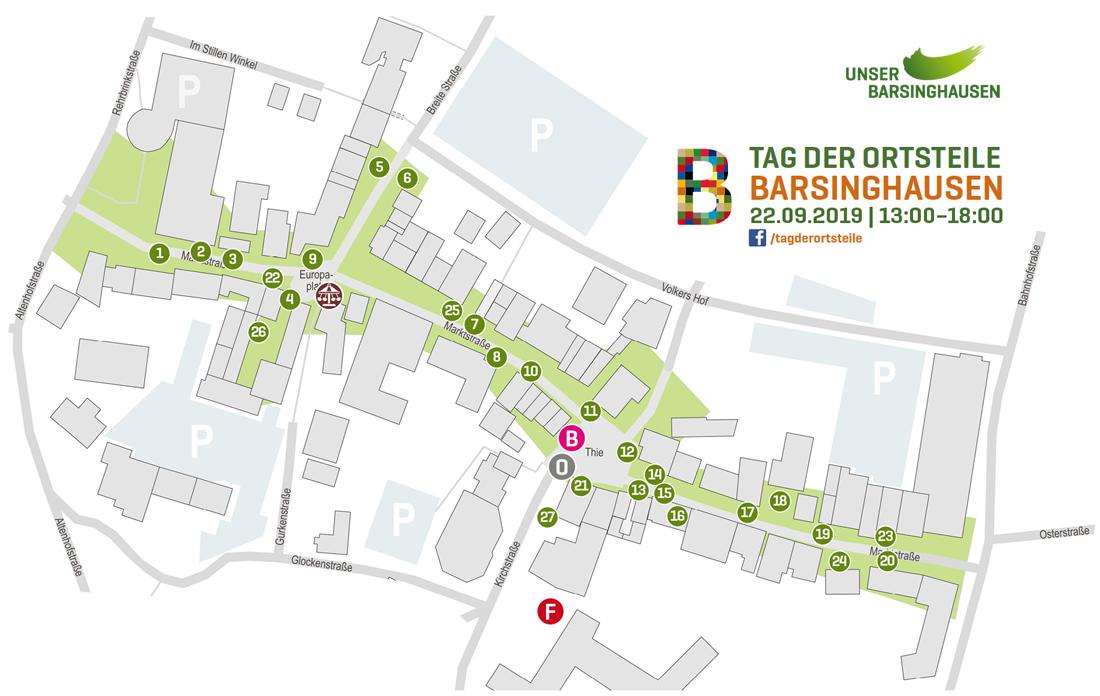 Unser Barsinghausen: Tag der Ortsteile
